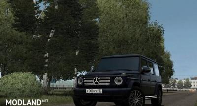 2019 Mercedes-Benz G500 [1.5.6], 1 photo